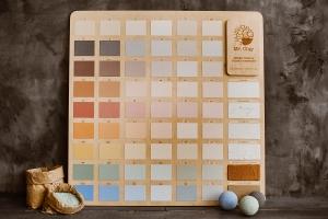 mineraliniai spalvų pigmentai